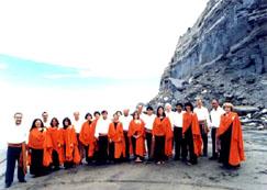 Coro Fundacion Proyecto Sur