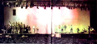 ensayo cantata en Mendoza 2000