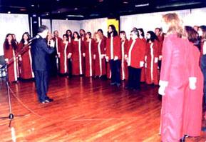 Coro de SADAIC