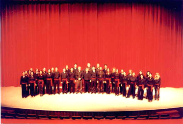 Coro de SADAIC en concierto