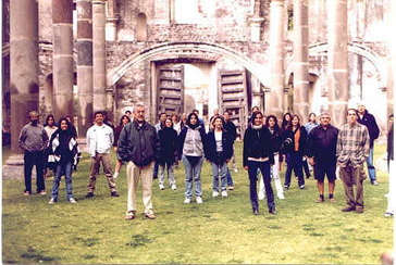 Coro de SADAIC en Mexico