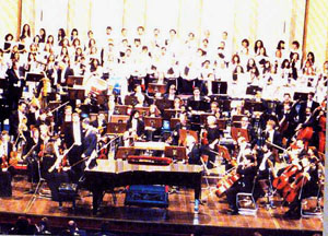 teatro colon orquesta y coro